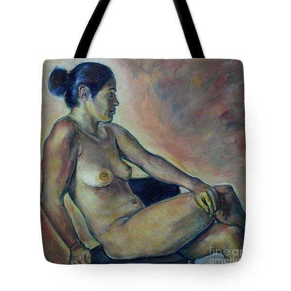Naked Suri 2 Tote Bag