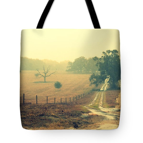Naked Tree Farm Tote Bag