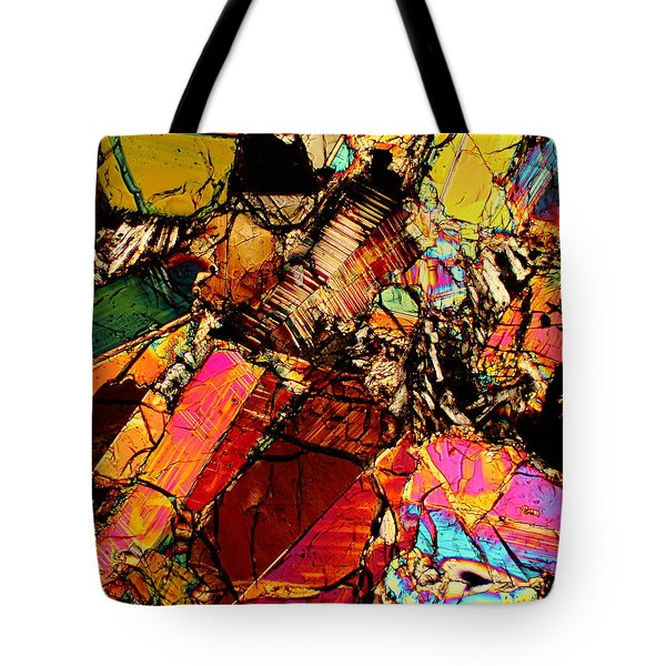 Through Martian Eyes Tote Bag