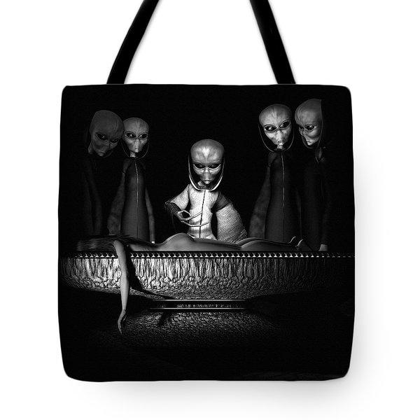Nameless Faces Tote Bag by Bob Orsillo