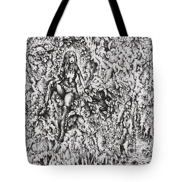 Nan Dungortheb Tote Bag