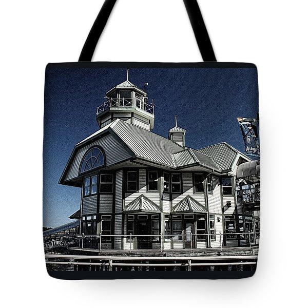Nanaimo Bistro Tote Bag