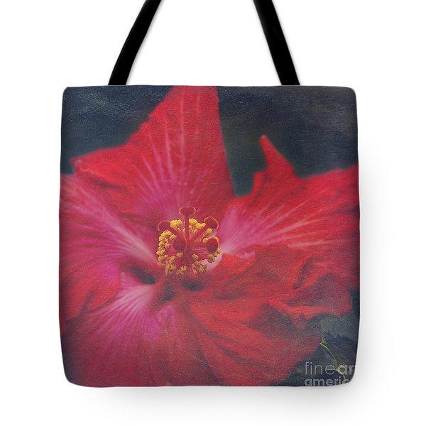 Nanakuli Floral Celebration Tote Bag by Sharon Mau