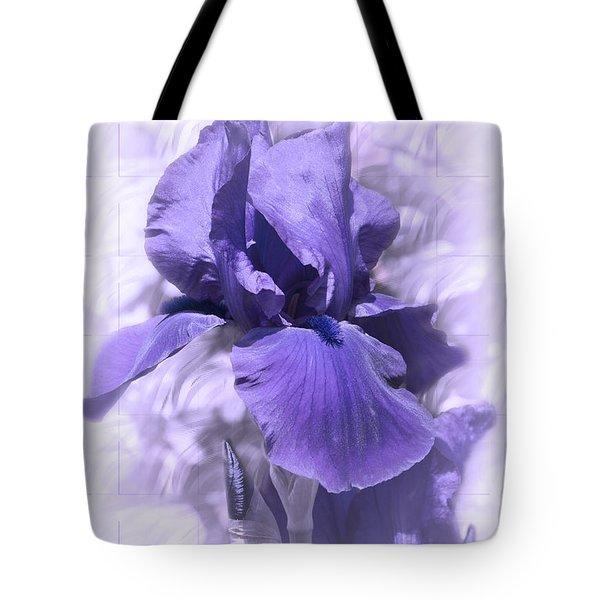 Nancy Tote Bag by Elaine Teague
