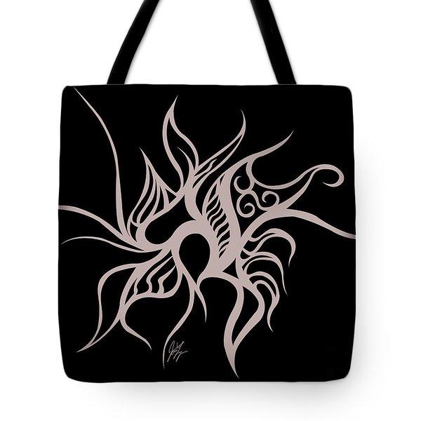 Nanite Tote Bag by Jamie Lynn