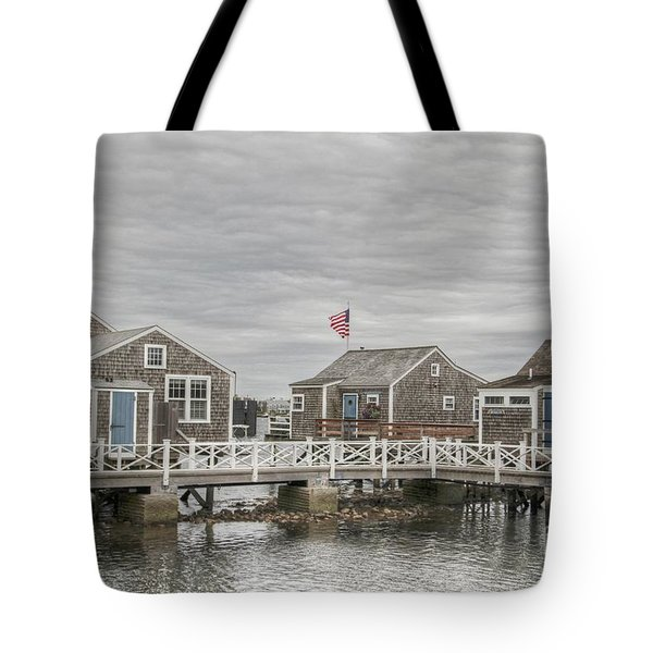 Nantucket Days Tote Bag