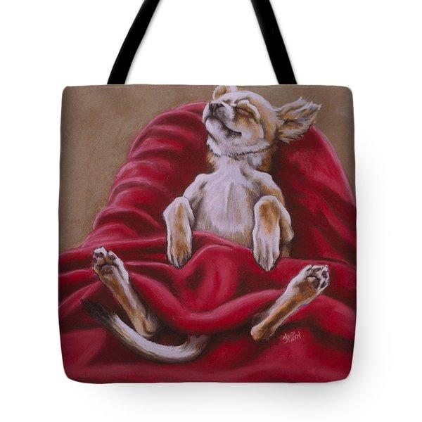 Nap Hard Tote Bag