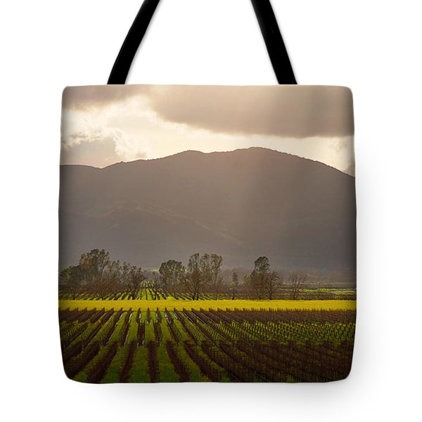 Napa Beauty Tote Bag