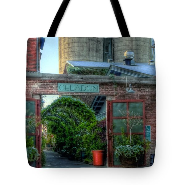 Napa Mill Tote Bag by Bill Gallagher