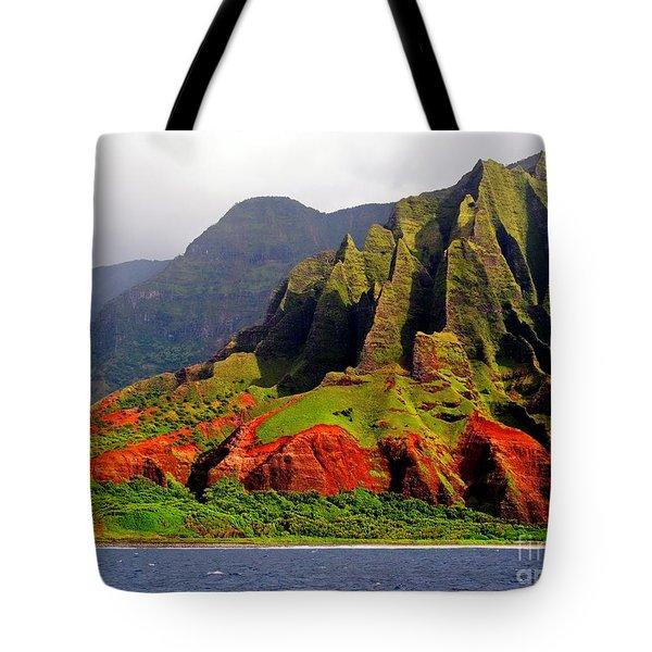 Napali Coast II Tote Bag