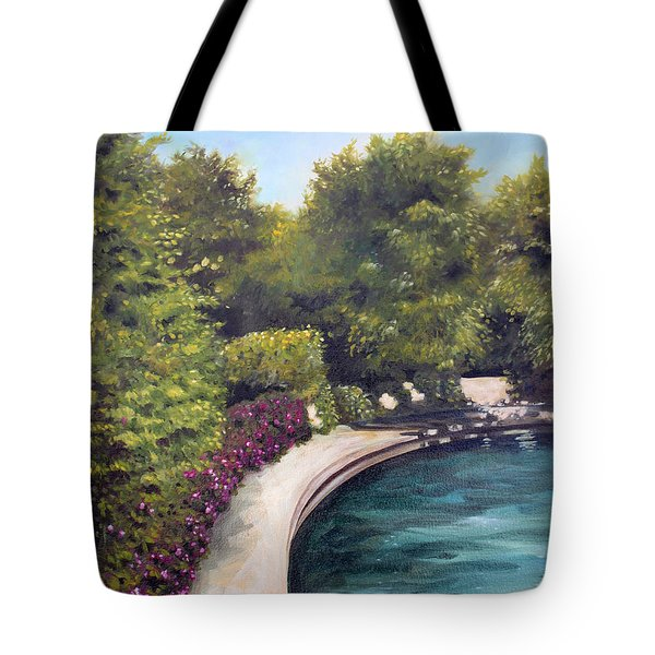 Naperville Riverwalk II Tote Bag