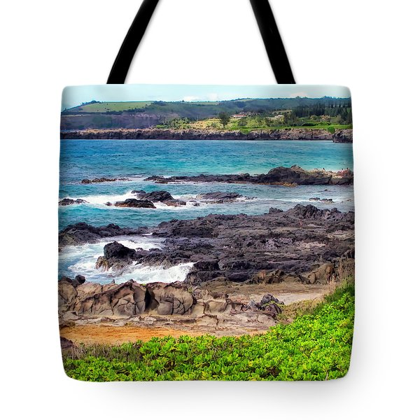 Napili 70 Tote Bag by Dawn Eshelman