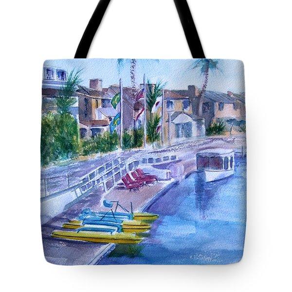 Naples Fun Tote Bag