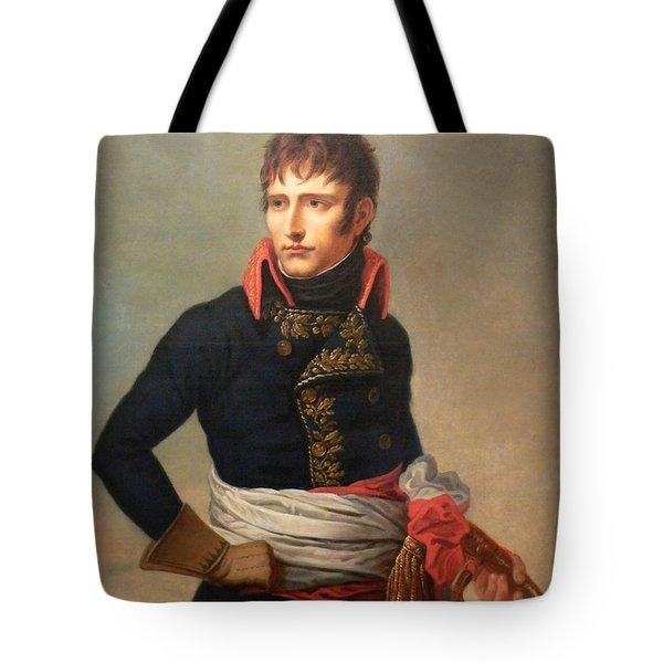 Napoleon Bonaparte As First Consul Tote Bag