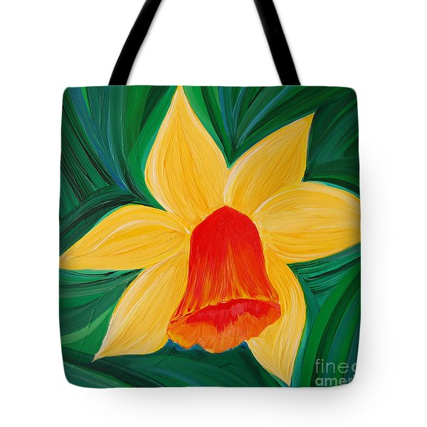Narcissus Diva By Jrr Tote Bag by First Star Art