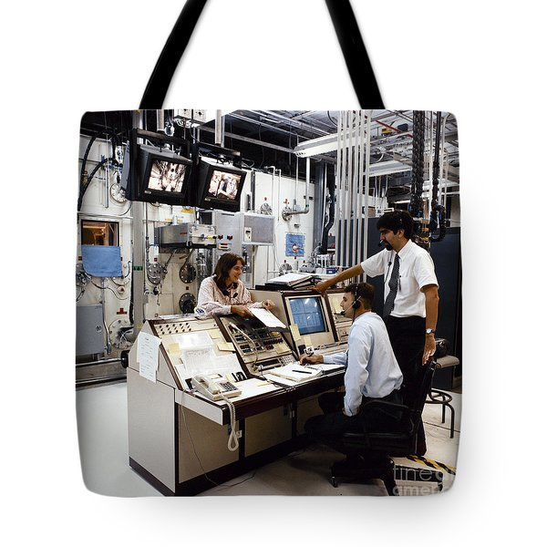 Nasa Research 1996 Tote Bag by Granger