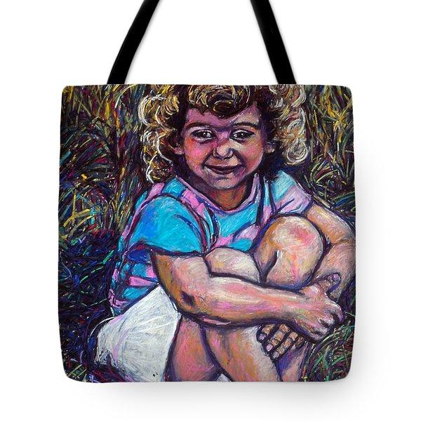 Natasha Tote Bag by Kendall Kessler