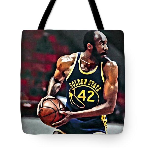 Nate Thurmond Tote Bag