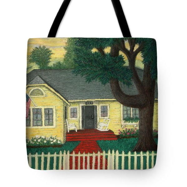 Nate's Place Tote Bag