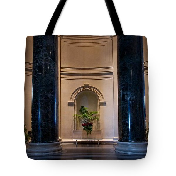 National Gallery Of Art Christmas Tote Bag