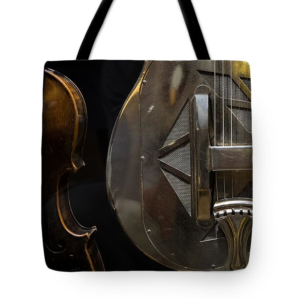 National Guitar Tote Bag
