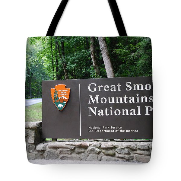 National Park Tote Bag by Frozen in Time Fine Art Photography