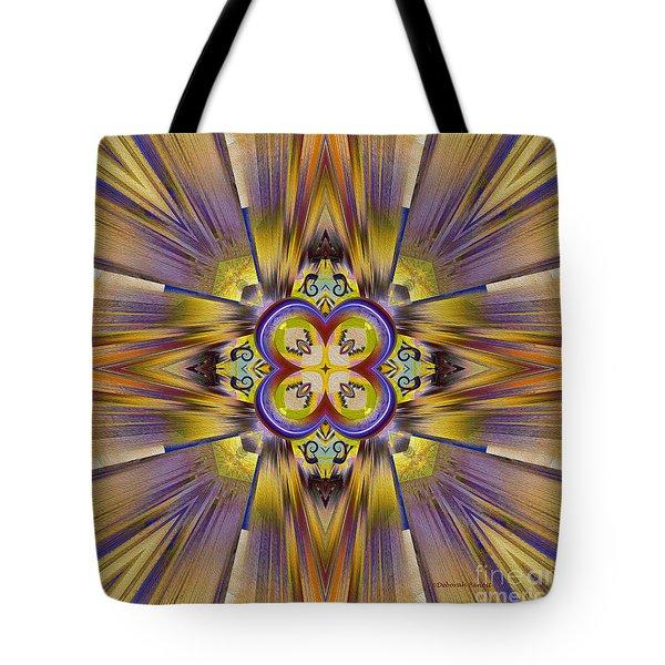 Native American Spirit Tote Bag