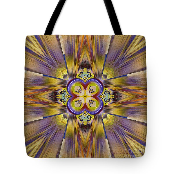 Native American Spirit Tote Bag