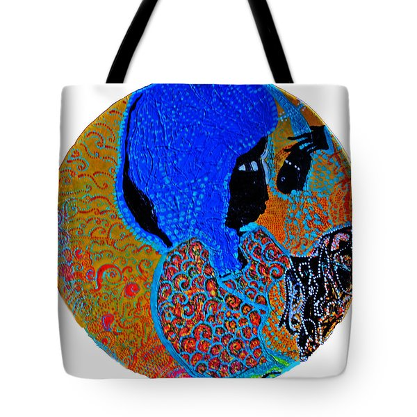 Nativity Of Jesus Tote Bag by Gloria Ssali