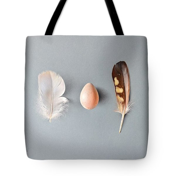 Natural Beauty Tote Bag by Elena Kolotusha