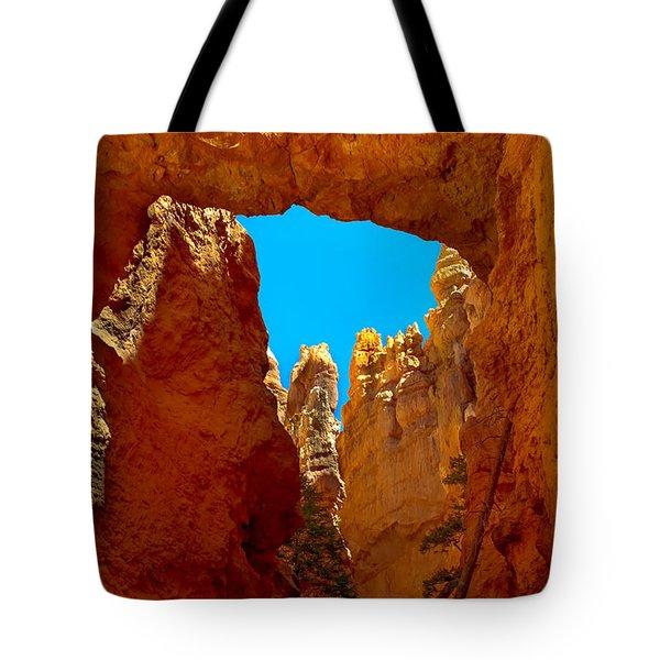 Natural Bridge Bryce Tote Bag