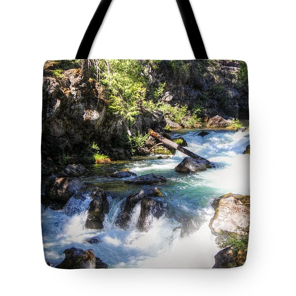 Tote Bag featuring the photograph Natural Bridges by Melanie Lankford Photography