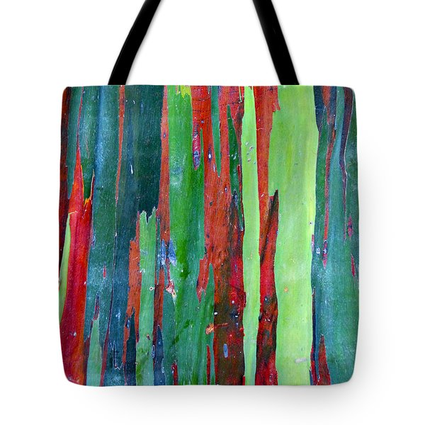 Natural Tree Tote Bag