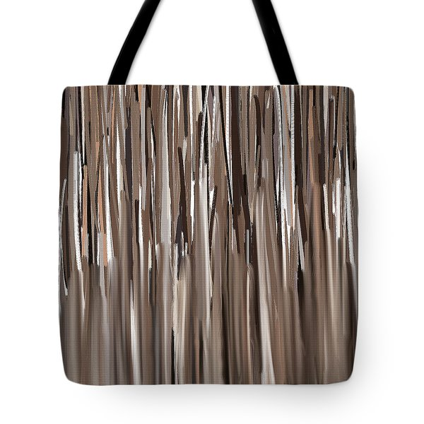 Naturally Brown Tote Bag by Lourry Legarde
