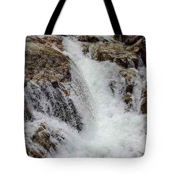 Naturally Pure Waterfall Tote Bag