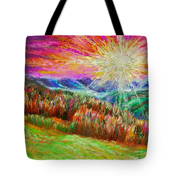 Nature 1  25 2015 Tote Bag