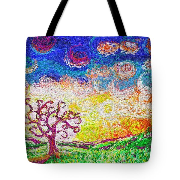 Nature 2 22 2015 Tote Bag