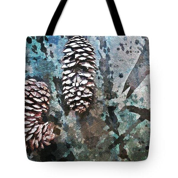 Nature Abstract 87 Tote Bag