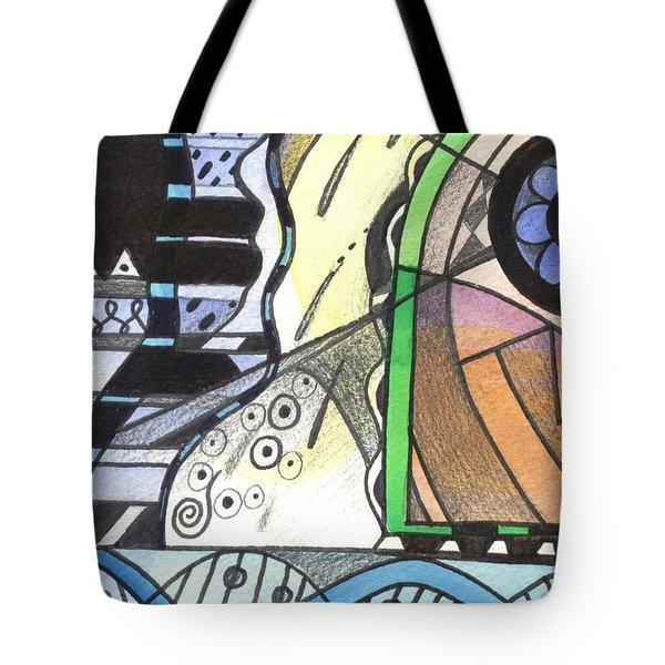 Nature And Nurture Tote Bag