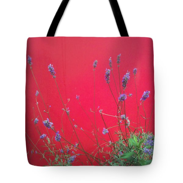 Nature And The City Tote Bag