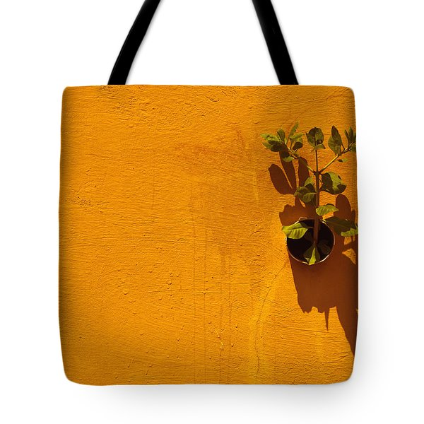 Nature Don't Stop II Tote Bag