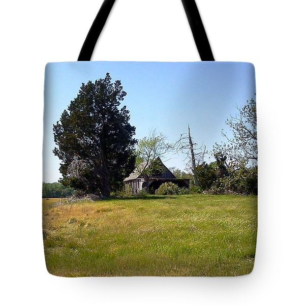 Nature Has Taken Over Tote Bag