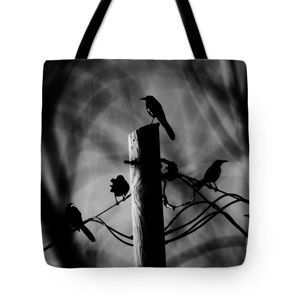 Tote Bag featuring the photograph Nature In The Slums by Jessica Shelton