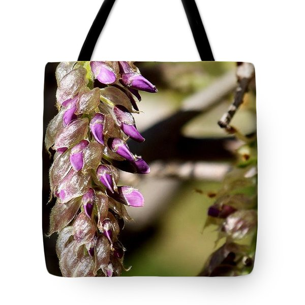 Nature Is Amazing Tote Bag by Eunice Miller
