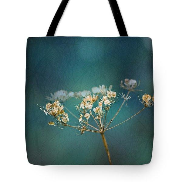 Nature Is Art Tote Bag by Liz  Alderdice