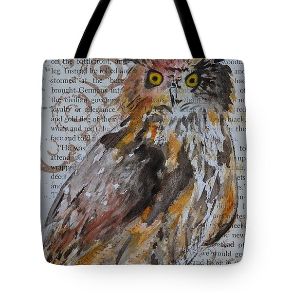 Nature Prevails Original Version Tote Bag
