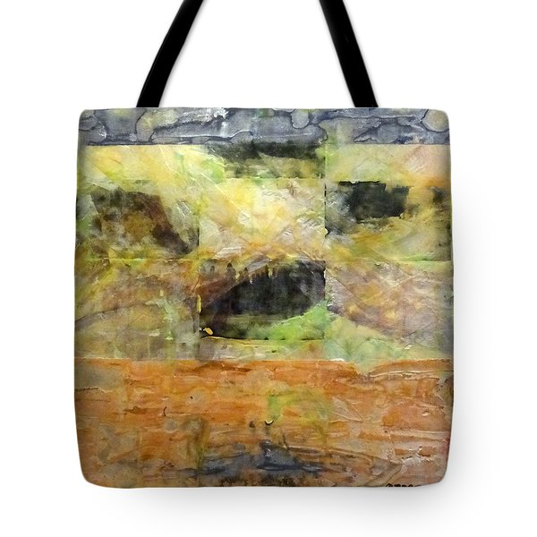 Nature Refuge Tote Bag
