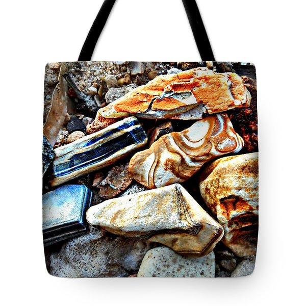 Nature Rocks Tote Bag