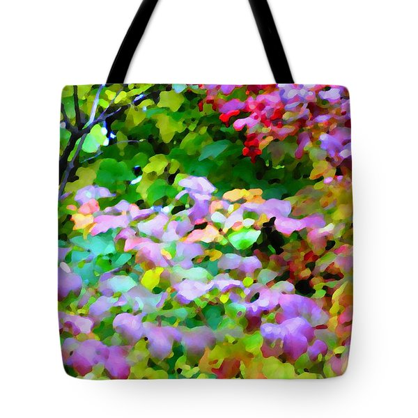 Nature Spirit Tote Bag