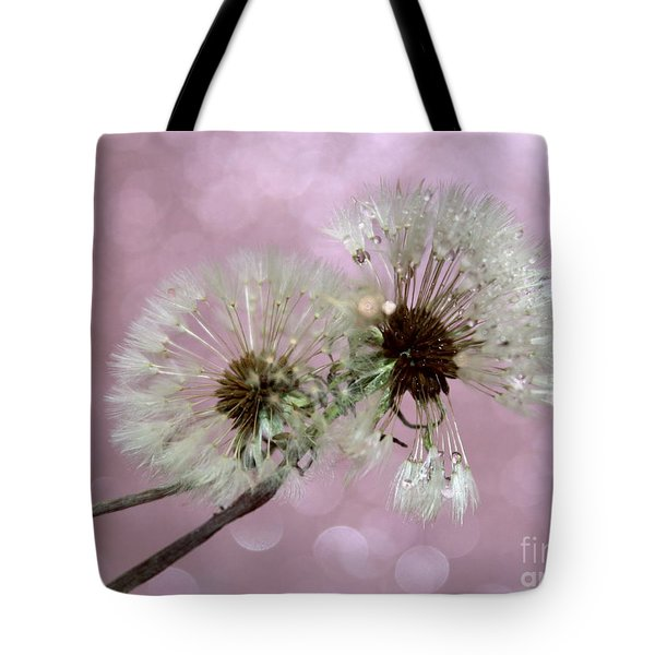 Nature Wish Tote Bag by Krissy Katsimbras